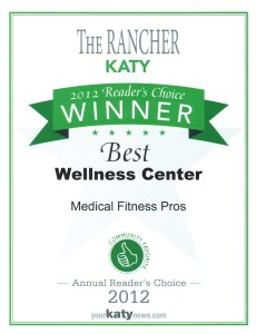Medical Fitness Center Katy Tx