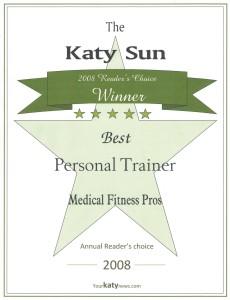 Personal Trainer Katy Texas