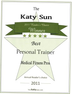 Best Personal Trainer Katy Tx