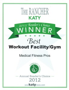 Fitness Center Katy Tx