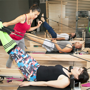 Pilates Small Group Katy