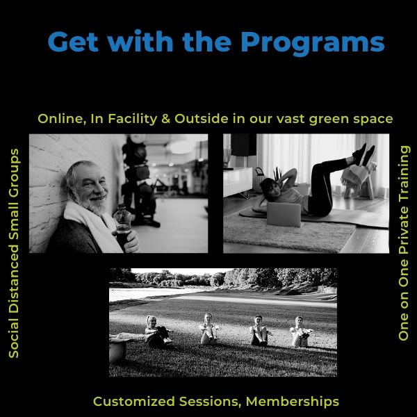 Fitness Programs & options